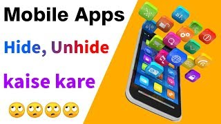 Apps android Unhide on