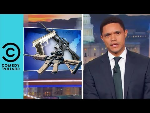 Fox News Wants To Turn Schools Into Fortresses | The Daily Show With Trevor Noah