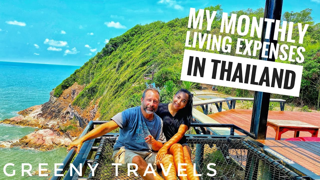 What's my COST to live a travel lifestyle in THAILAND?