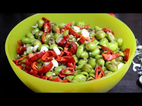 Olive schiacciate calabresi - Ricette che Passione