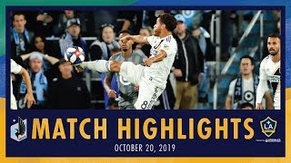 HIGHLIGHTS: Minnesota United FC vs. LA Galaxy | Oct. 20, 2019