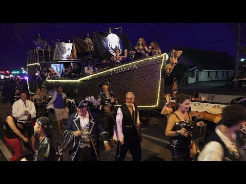 Official 2017 Billy Bowlegs Torchlight Parade