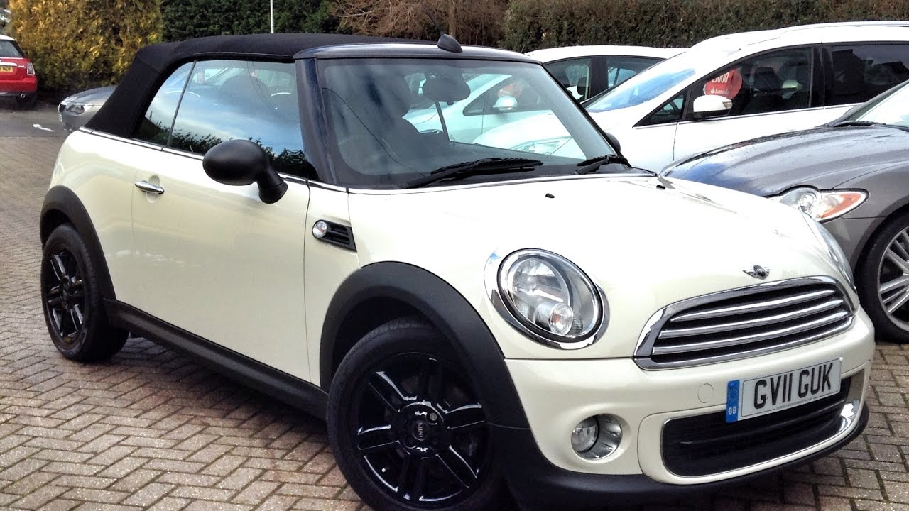 Mini Convertible 16 One Salt Pack 2dr For Sale At Cmc Cars Near
