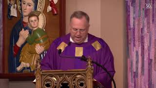 The Sunday Mass Homily – 3/21/2021 – Fifth Sunday of Lent