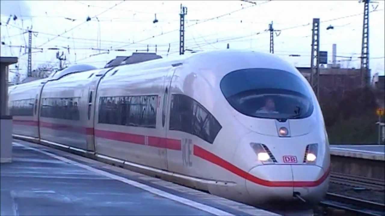 Züge Ice