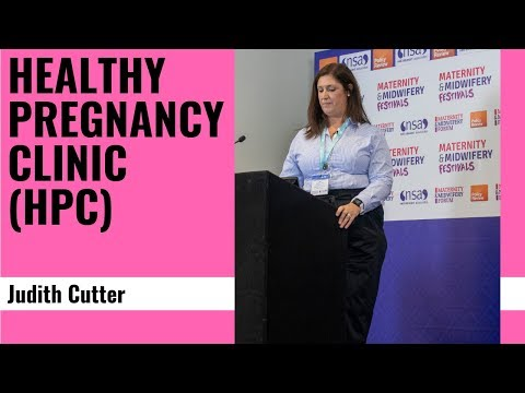 Healthy Pregnancy Clinic HPC - Judith Cutter-  Cardiff and Vale University Health Board thumbnail