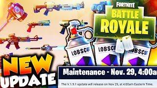 NEW FORTNITE UPDATE 1.31 + NEW SMOKE GRENADE GAMEPLAY! (Fortnite Battle Royale Gameplay)