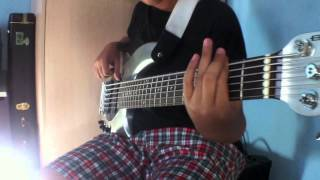 THE ENEMY INSIDE-BASS COVER(FULL)-DREAM THEATER-JASON G.MOUNTARIO indonesia