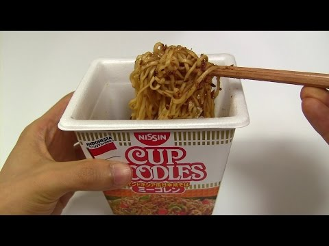 Nissin Noodles - The Instant Meal with a Lasting Legacy - Healthy Lunch ?
