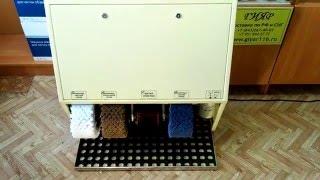 Эко Лайн модель Эко Люкс4 аппарат для чистки обуви Обзор