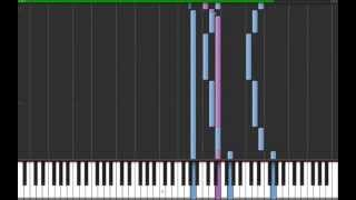 Wilfred Theme - Synthesia