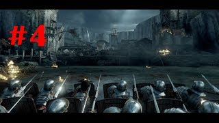 RYSE: Son of Rome Walkthrough Part 4 - The Beach (Xbox One: 1080P) **NO COMMENTARY**