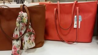 Жизнь в США. Цены на женские сумки.(США, отдел женских сумок. Цены и фасоны., 2014-05-26T22:46:24.000Z)