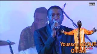 """Youssou NDOUR """" No more"""" - KING FAHD PALACE soirée de gala 2014"""