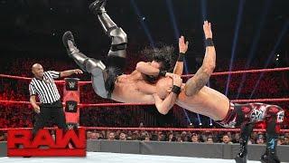 Seth Rollins, Finn Bálor & Big Cass vs. Samoa Joe, Luke Gallows & Karl Anderson: Raw, April 24, 2017