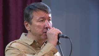 Ильяс Аутов и группа