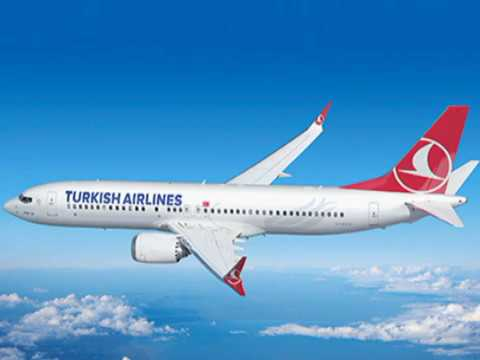Djibouti to Mogadishu 15 minutes Flight with Turkish Airline