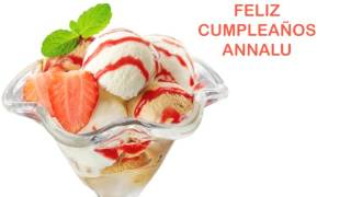Annalu   Ice Cream & Helados