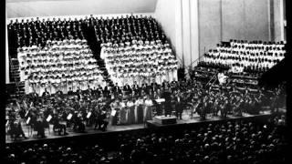 "Gustav Mahler Symphony No. 8 In E Flat Major ""Symphony Of A Thousand"""