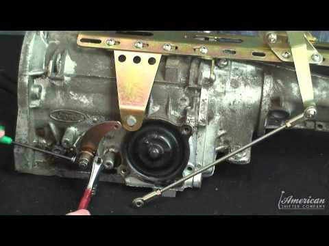Ford C4 Dual-Action Shifter Installation Video from American Shifter Co.