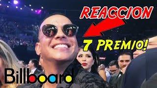 Daddy Yankee en Premios Billboard 2018 &quotSE LLEVO TODOS LOS PREMIOS&quot