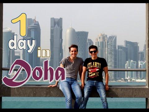 Qatar - One day in Doha (Um dia em Doha)