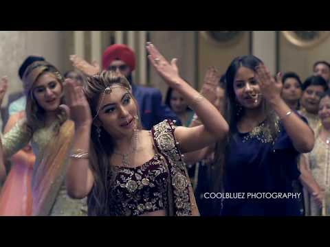 Best Dance Performance by Bride & Sisters