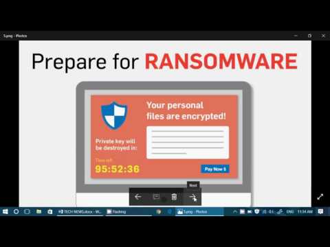 Technology  November 30th 2016 Mirai Malware Netflix download Firefox flaw and more