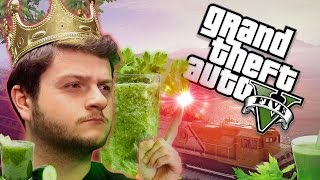 GTA Online Funny Moments - DODGING GIANT TRAINS?! (Custom Game)(JOIN SKY, PRESTON, BARNEY, AND RED AS THEY PLAY INSANE DEATH RUN! Check out these fine folks! Preston –coming soon red ..., 2016-09-15T21:00:01.000Z)