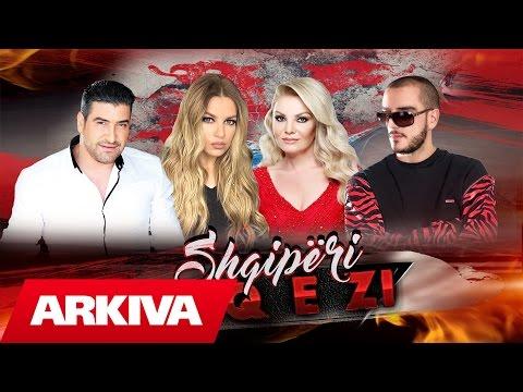 Meda ft Vjollca Haxhiu, Leonora Jakupi, Gold AG - Shqiperi Kuq e Zi (Official Song)