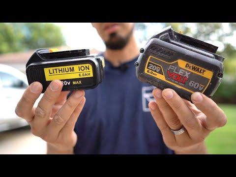 Fake Dewalt Batteries Youtube