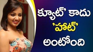 Hot Ice Cream Actress Tejaswi Madivada Turning Too Bold
