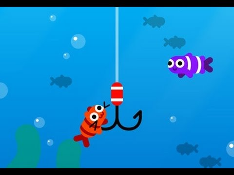 FISH & TRIP Gameplay Trailer | FUN FISH GAME FOR KIDS LIKE AGAR.IO