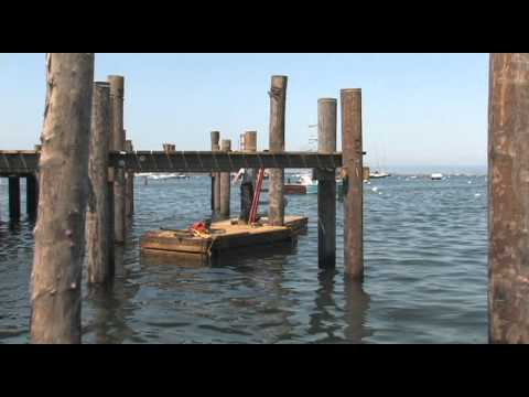 Toscana Dock Construction 2009