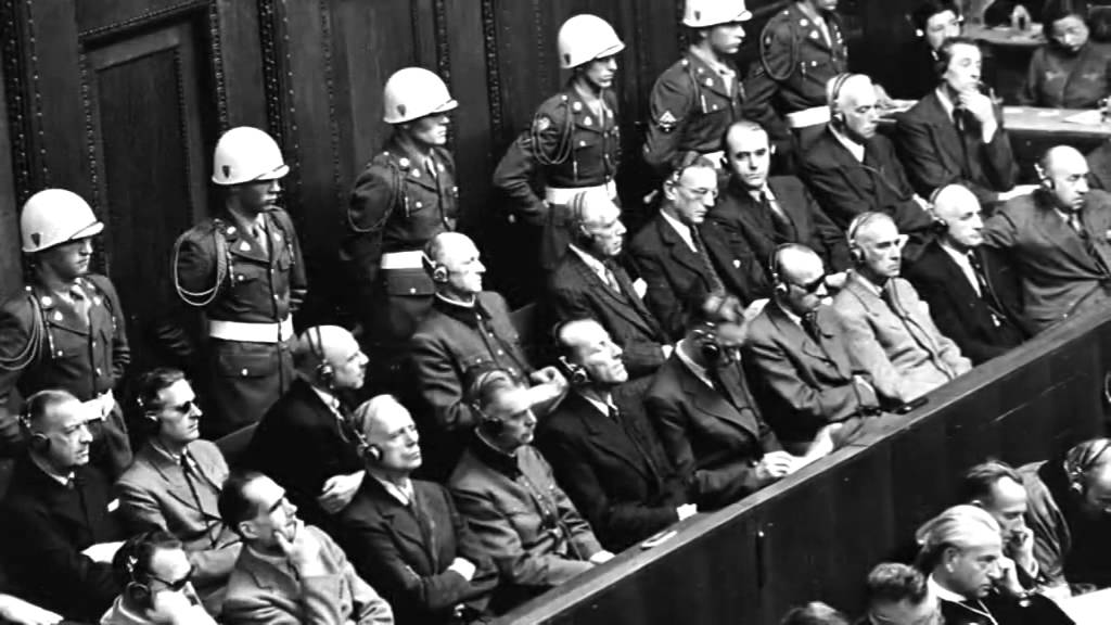Стэнфордский университет выложил архив документов Нюрнбергского процесса
