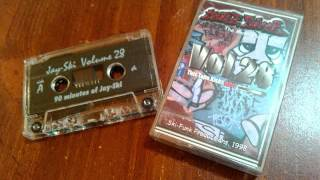PHILLY DJ Jay Ski-1998 volume:28 mixtape (Classic underground)
