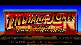 INDIANA JONES AND THE LAST CRUSADE  | RETRO SONNTAG | DEUTSCH/GERMAN #01