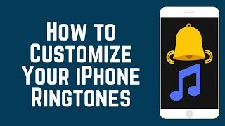 Want to customize your iphone ringtones and various alerts so you don't have the same boring default sounds as everyone else? watch this video find out ho...