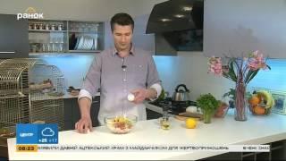 "Салат ""Лайт"" - Летний завтрак | Кухня холостяка"