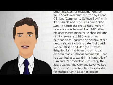 John Bair - Wiki Videos