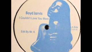 Sade -Boyd Jarvis - Danny Krivit  - I Couldn