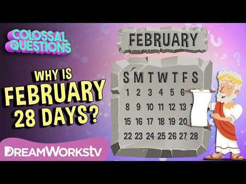Why Is February 28 Days? | COLOSSAL QUESTIONS