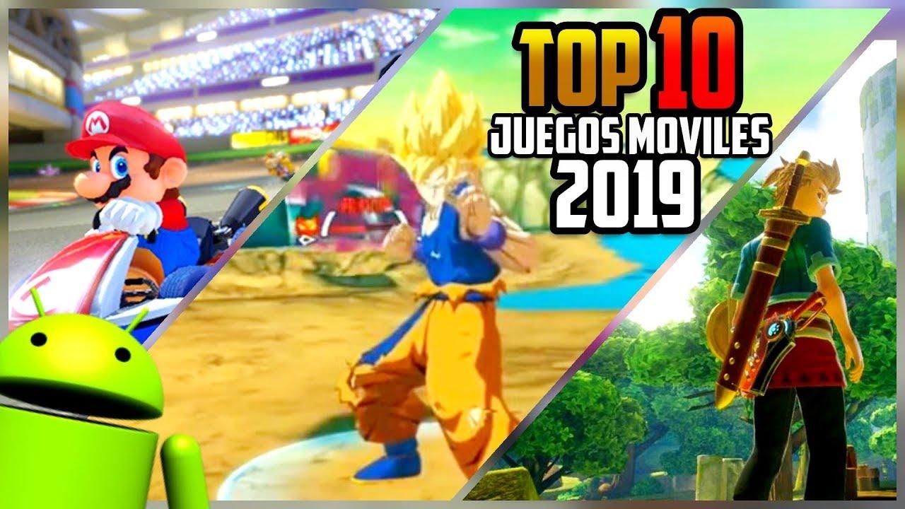 Top 10 De Los Mejores Nuevos Juegos Que Vendran Este 2019 Para