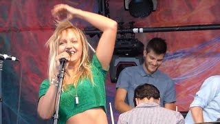 """Big Blue Wave / Make a new Dance up"" - Hey Ocean (live) @ Surrey Fusion Festival 2014 Vancouver"