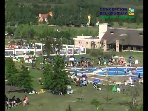 Video Institucional de Turismo, Concepción del Uruguay