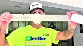 In this Part 3 diy drywall taping and mudding video I'll show you h...