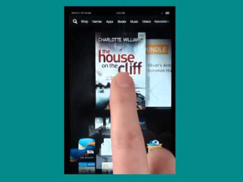 New Kindle Fire HD accessibility features