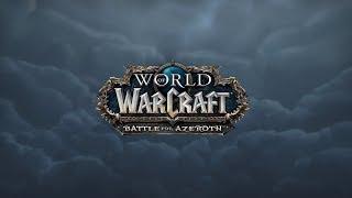 WoW Battle for Azeroth,egy szerverleállással megszakított rész :(
