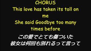 マルーン5 Maroon5-This love 和訳ver.(Japanese ver.)