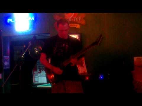 """06/23/12 Slanderus - """"Guitar Solo"""" @ Liam's Irish Pub"""